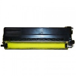 Brother TN-329 YELLOW Toner Remanufactured
