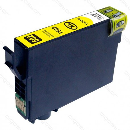 Epson T502XL YELLOW Compatible RBX