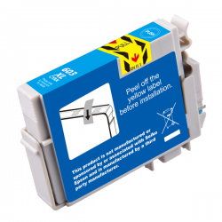 Epson T603XL CYAN Compatible RBX