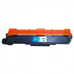 Brother TN-247 CYAN Toner Remanufactured
