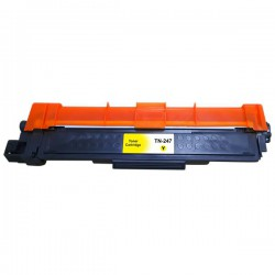 Brother TN-247 YELLOW Toner Remanufactured