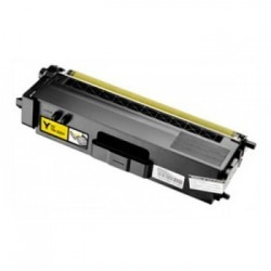 Brother TN-320 TN-325 YELLOW Toner Remanufactured