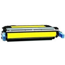 HP CB402A (HP642A) YELLOW Toner Remanufactured