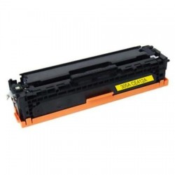 HP CE412A (HP305A) YELLOW Toner Remanufactured