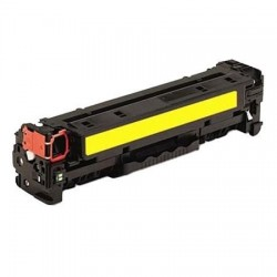 HP CF382A (HP312A) YELLOW Toner Remanufactured