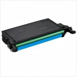 Samsung CLP-C660B CYAN Toner Remanufactured