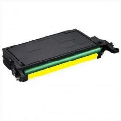 Samsung CLP-Y660B YELLOW Toner Remanufactured